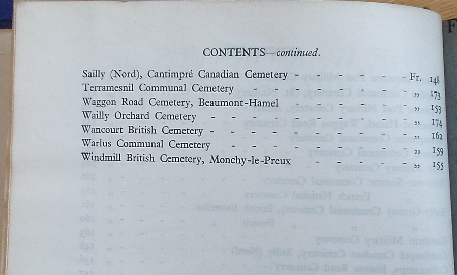 War Graves Of The British Empire France Volume Eleven