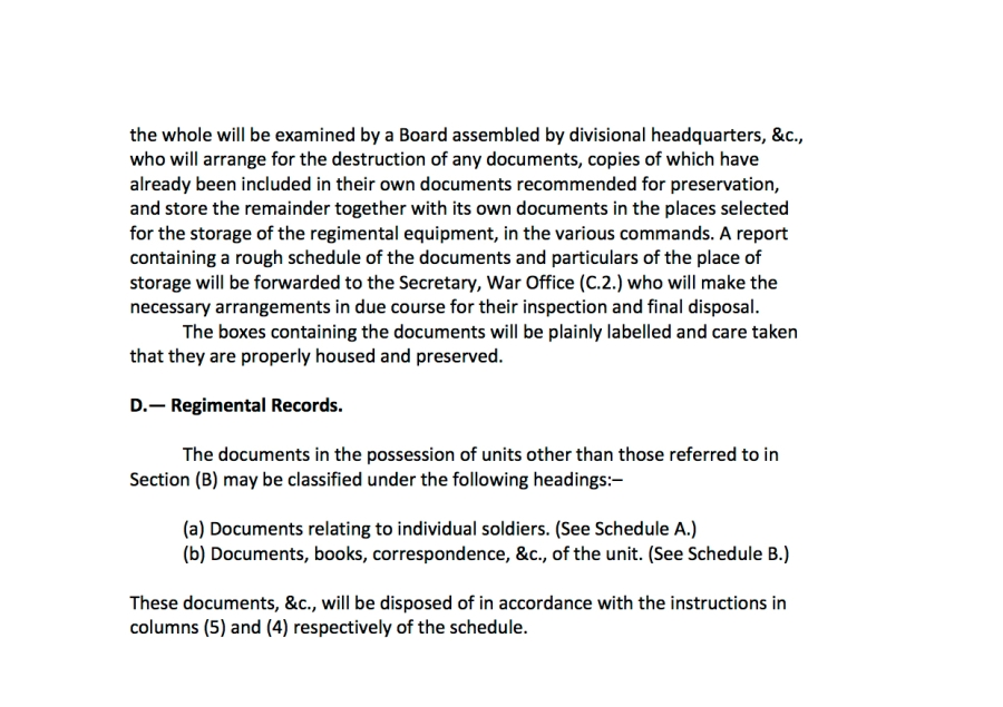 Army Demobilisation Regulations3